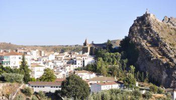 Castril 5 350x200 - Tourist Office in Castril - Geoparque de Granada