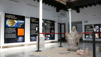12 Museo de Baza 172 350x200 - Baza Municipal Archaeological Museum (Baza) - Geoparque de Granada