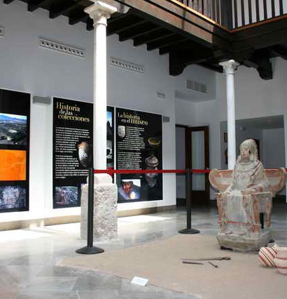 12 Museo de Baza 172 410x426 - Baza Municipal Archaeological Museum (Baza) - Geoparque de Granada