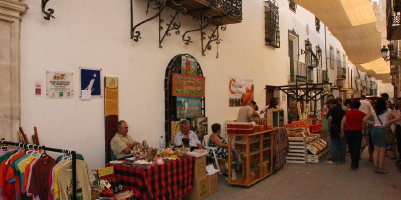 131 Mercado Medieval de Orce 2102 800x400 - Orce's Tourist Office - Geoparque de Granada