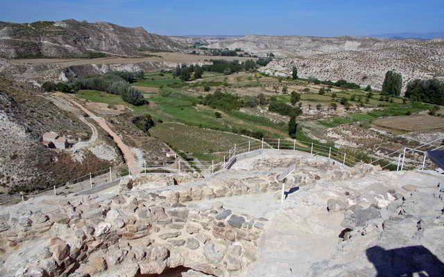 15 Yacimiento Arqueologico Castellon Alto 67 640x400 - Castellón Alto Archaeological Site (Galera) - Geoparque de Granada