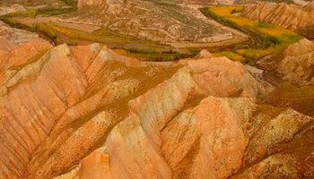 carcavas gorafe 350x200 - Badlands of Gorafe (Graben) (Gorafe) - Geoparque de Granada