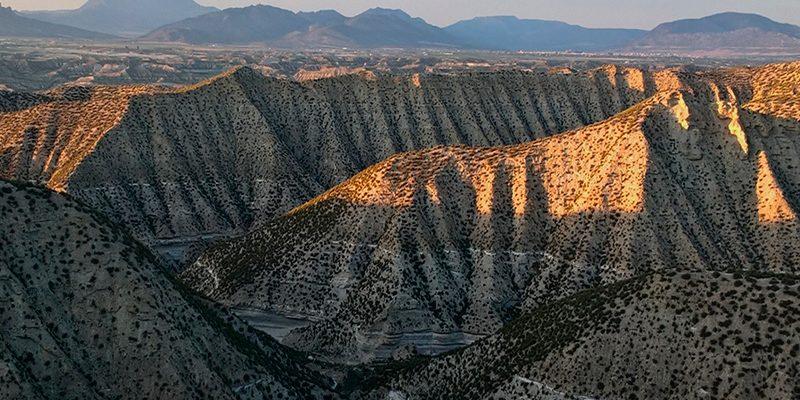 carvavas guardal 1 800x400 - Badlands of Castilléjar and Galera - Geoparque de Granada