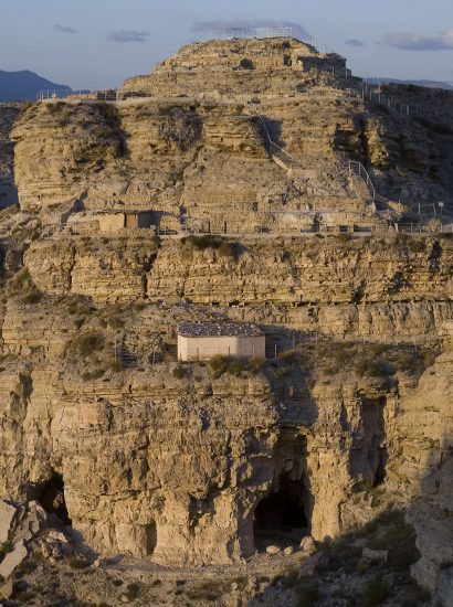 castellon alto 410x550 - Castellón Alto Archaeological Site (Galera) - Geoparque de Granada