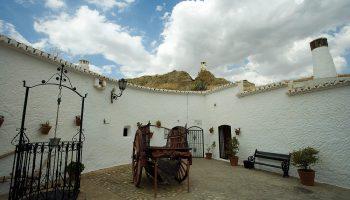 cueva museo guadix6 350x200 - Caves Visitor Centre (Guadix) - Geoparque de Granada