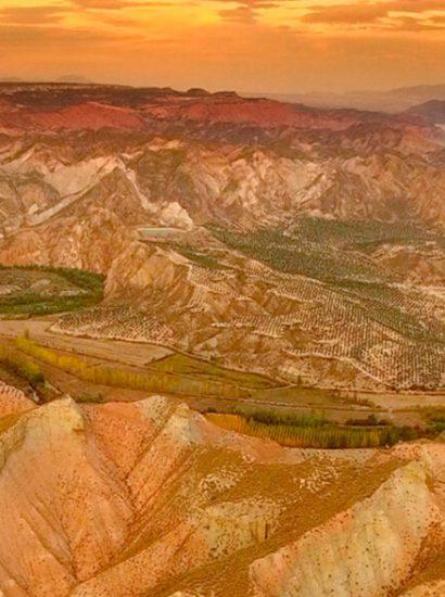 lig carcavas gorafe 410x550 - Cómo llegar Geoparque Granada - Geoparque de Granada