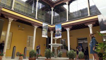 ofturism 350x200 - Tourist Office of the Patronato de Turismo de Granada - Geoparque de Granada