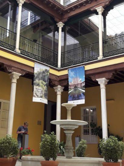 ofturism 410x550 - Tourist Office of the Patronato de Turismo de Granada - Geoparque de Granada