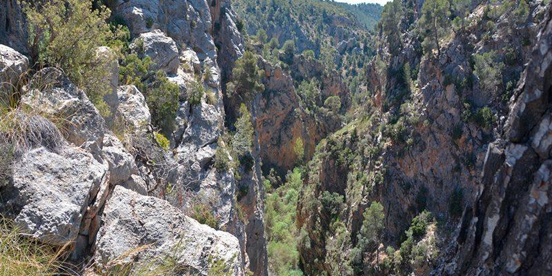 rio guardal 1 800x400 - Guardal River valley - Geoparque de Granada