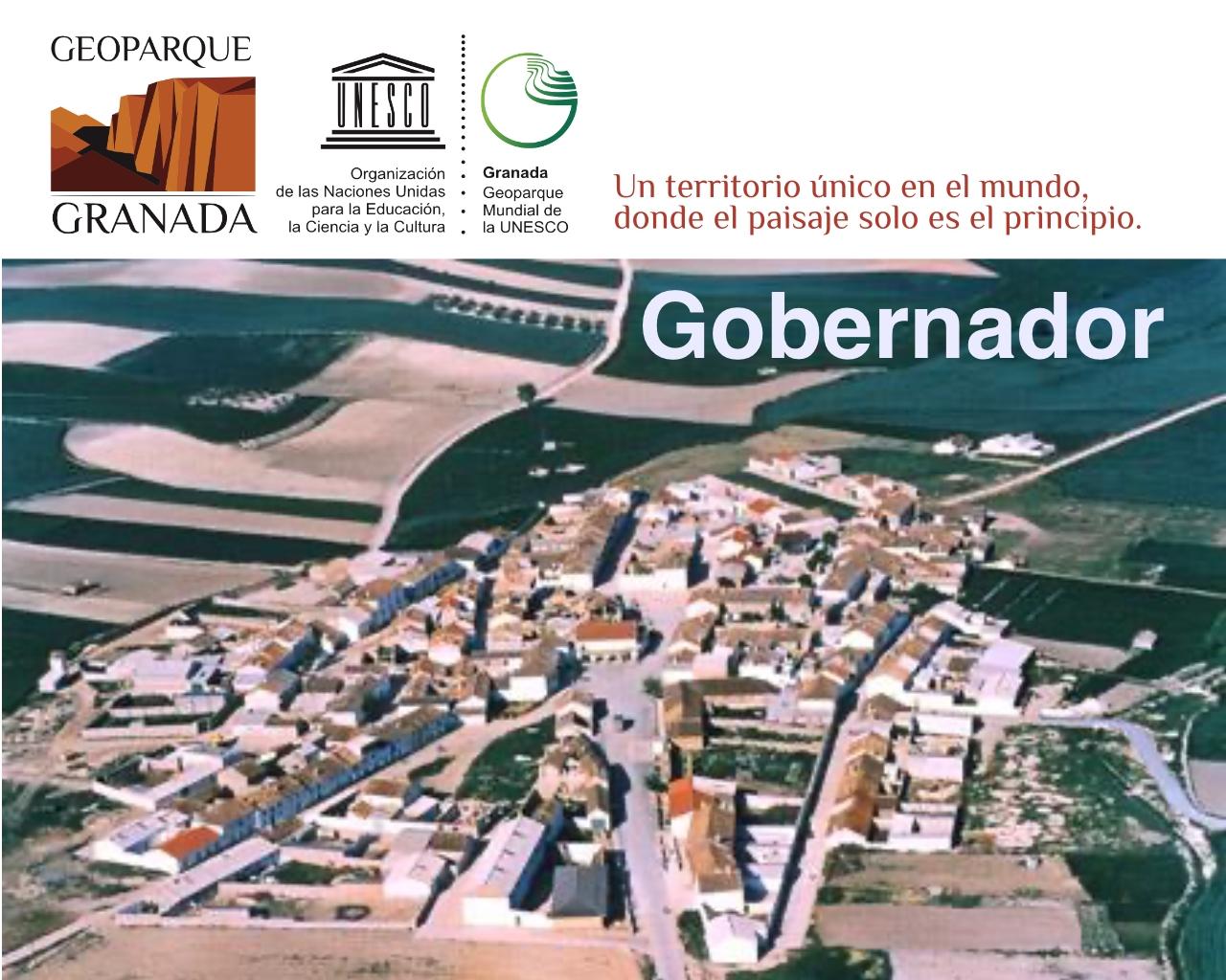 EXPO ITINERANTE GOBERNADOR - Exposición Itinerante Geoparque de Granada GOBERNADOR - Geoparque de Granada