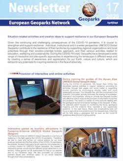Portada Newsletter EGN 17 septiembre 2020 2 250x328 - Documentación - Geoparque de Granada