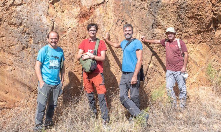 Eequipo de investigación EQgeo, geología de terremotos.