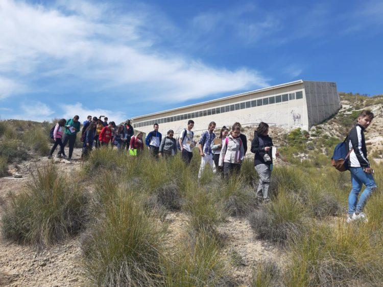 DIA CAMPO 01 2019 03 29 at 19.49.51 750x563 - Educación y participación ambiental en el Geoparque de Granada, un objetivo para todos los públicos. - Geoparque de Granada