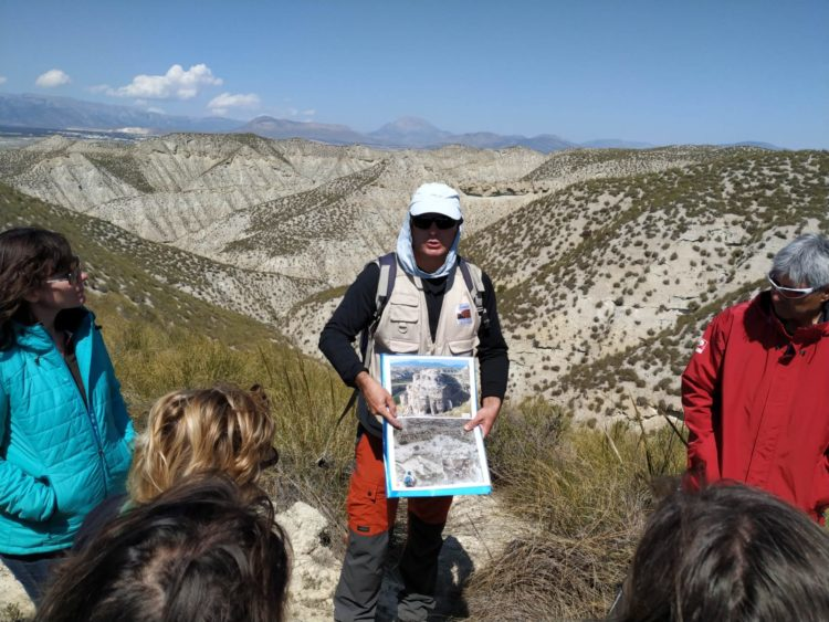 DIA CAMPO 02 2019 03 30 at 14.53.28 1 750x563 - Educación y participación ambiental en el Geoparque de Granada, un objetivo para todos los públicos. - Geoparque de Granada
