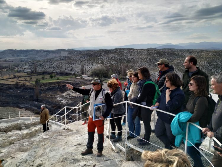 DIA CAMPO 02 2019 03 30 at 17.29.29 750x563 - Educación y participación ambiental en el Geoparque de Granada, un objetivo para todos los públicos. - Geoparque de Granada
