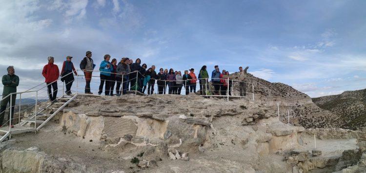 DIA CAMPO 02 2019 03 30 at 17.29.30 750x354 - Educación y participación ambiental en el Geoparque de Granada, un objetivo para todos los públicos. - Geoparque de Granada