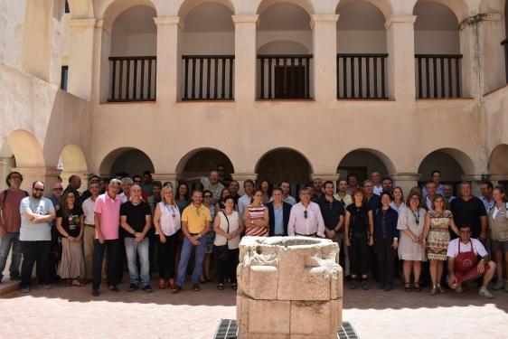 DSC 03281 - Finaliza la misión de evaluación de la candidatura del Geoparque de Granada - Geoparque de Granada