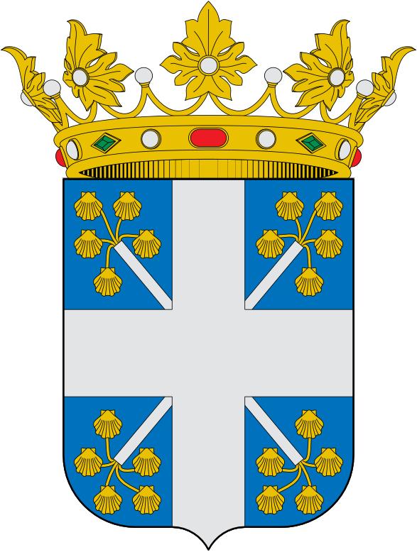 Escudo de Cortes y Graena Granada - Municipios - Geoparque de Granada