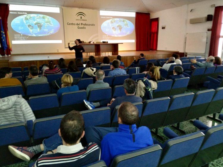 IMG 20200212 180219 750x563 - Educación y participación ambiental en el Geoparque de Granada, un objetivo para todos los públicos. - Geoparque de Granada