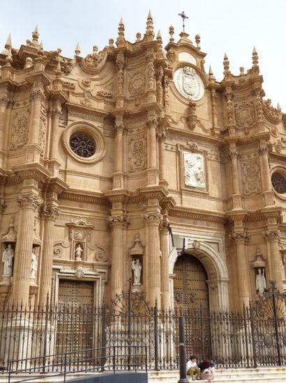 catedral guadix 202 410x550 - Conjunto Catedral de Guadix - Geoparque de Granada