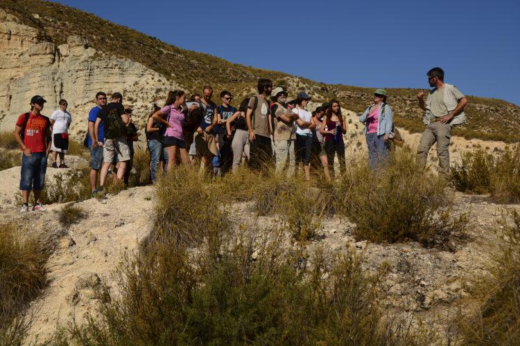 desqbre 14 750x500 - Educación y participación ambiental en el Geoparque de Granada, un objetivo para todos los públicos. - Geoparque de Granada