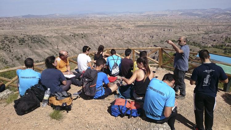 desqbre 22 750x422 - Educación y participación ambiental en el Geoparque de Granada, un objetivo para todos los públicos. - Geoparque de Granada