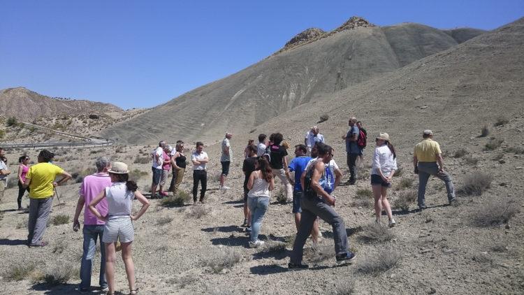 desqbre 24 750x422 - Educación y participación ambiental en el Geoparque de Granada, un objetivo para todos los públicos. - Geoparque de Granada