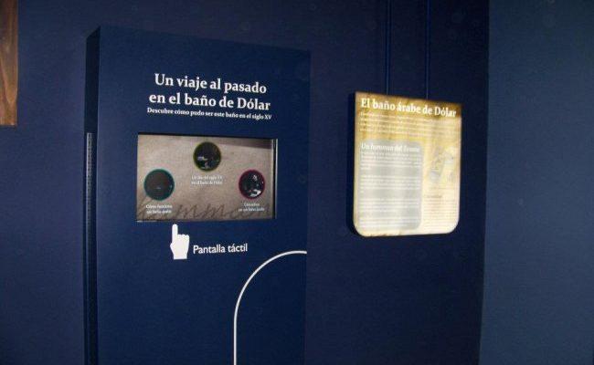 th 9884a105155d2d5abab95f407ee25a91 banos arabes dolar1 650x400 - Centro de interpretación del agua en Al-Andalus - Geoparque de Granada