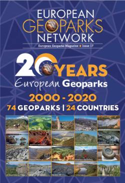 EuropeanGeoparksMagazine Issue 17 250x365 - Documentación - Geoparque de Granada