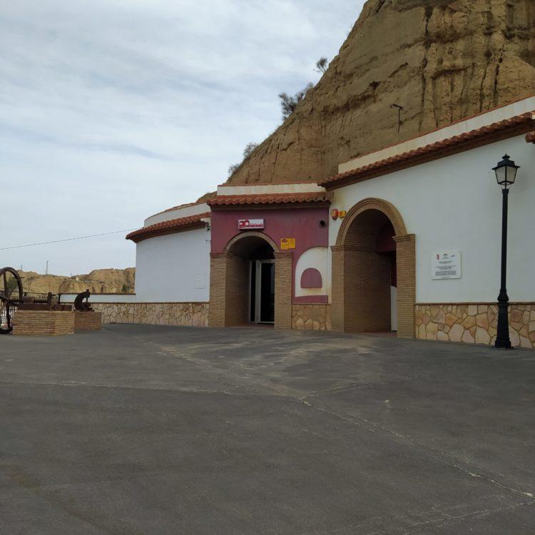 Centro de interpretación Benalúa 750x750 - El Geoparque instala espacios de promoción en 36 centros de interpretación y puntos de información turística del territorio - Geoparque de Granada