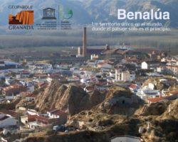 EXPO ITINERANTE BENALUA 250x200 - Exposición sobre el Geoparque, en BENALÚA del 23 de febrero al 8 de marzo. - Geoparque de Granada