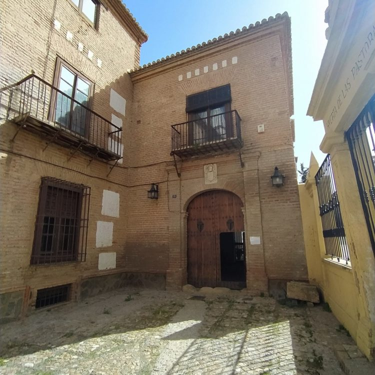 Fundación Pintor Julio Visconti 750x750 - El Geoparque instala espacios de promoción en 36 centros de interpretación y puntos de información turística del territorio - Geoparque de Granada