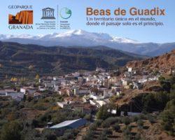 EXPO ITINERANTE beas de guadix 250x200 - Exposición sobre el Geoparque, en BEAS DE GUADIX del 9 AL 22 de marzo de 2021. - Geoparque de Granada