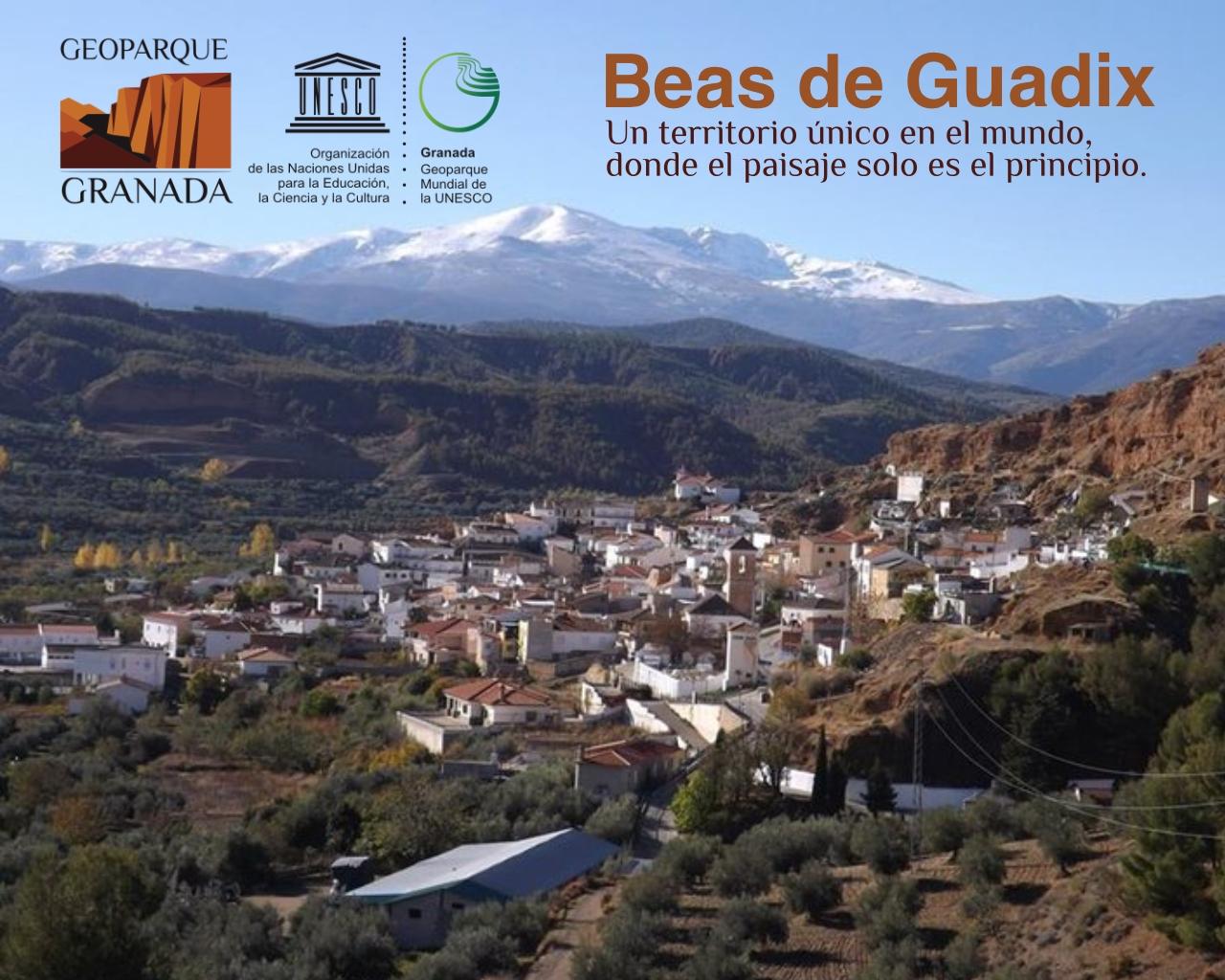 EXPO ITINERANTE beas de guadix - Exposición sobre el Geoparque, en BEAS DE GUADIX del 9 AL 22 de marzo de 2021. - Geoparque de Granada