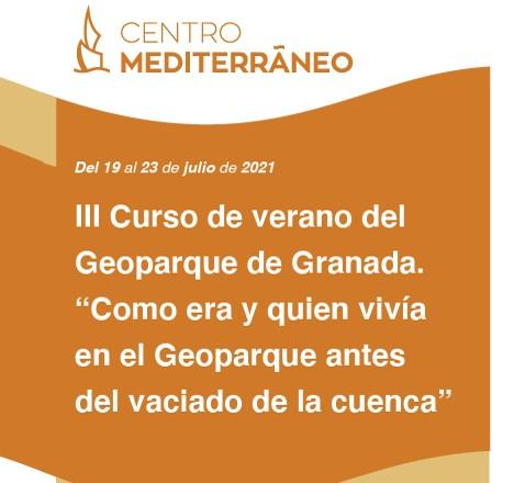 image 1 - III CURSO DE VERANO DEL GEOPARQUE DE GRANADA: COMO ERA Y QUIEN VIVÍA EN EL GEOPARQUE ANTES DEL VACIADO DE LA CUENCA - Geoparque de Granada