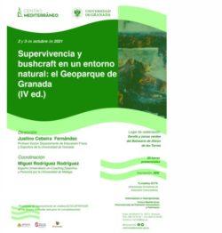 image 3 250x262 - Supervivencia y bushcraft en un entorno natural: EL GEOPARQUE DE GRANADA (IV ED.) - Geoparque de Granada
