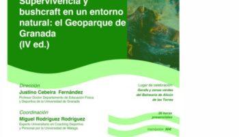 image 3 350x200 - Supervivencia y bushcraft en un entorno natural: EL GEOPARQUE DE GRANADA (IV ED.) - Geoparque de Granada