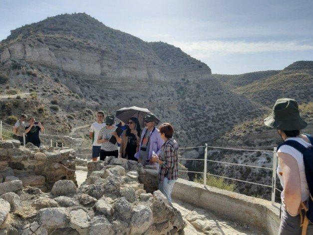 image - CURSO Escuela Internacional de Turismo Rural y Naturaleza: SER INFORMADOR DEL GEOPARQUE - Geoparque de Granada