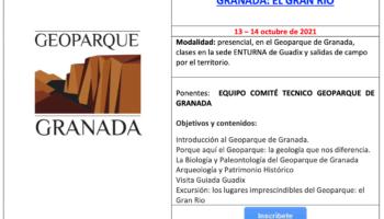 Screenshot 2021 10 11 at 18.48.03 350x200 - PROGRAMA FORMATIVO PARA GUIAS TURÍSTICOS: EL GEOPARQUE DE GRANADA: EL GRAN RIO - Geoparque de Granada