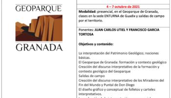 Screenshot 2021 10 11 at 18.51.50 350x200 - EL GUÍA DE ECOTURISMO: INTERPRETACIÓN DE LA GEOLOGÍA – FORMACIÓN DEL GEOPARQUE Y PRINCIPALES LUGARES DE INTERÉS GEOLÓGICO - Geoparque de Granada